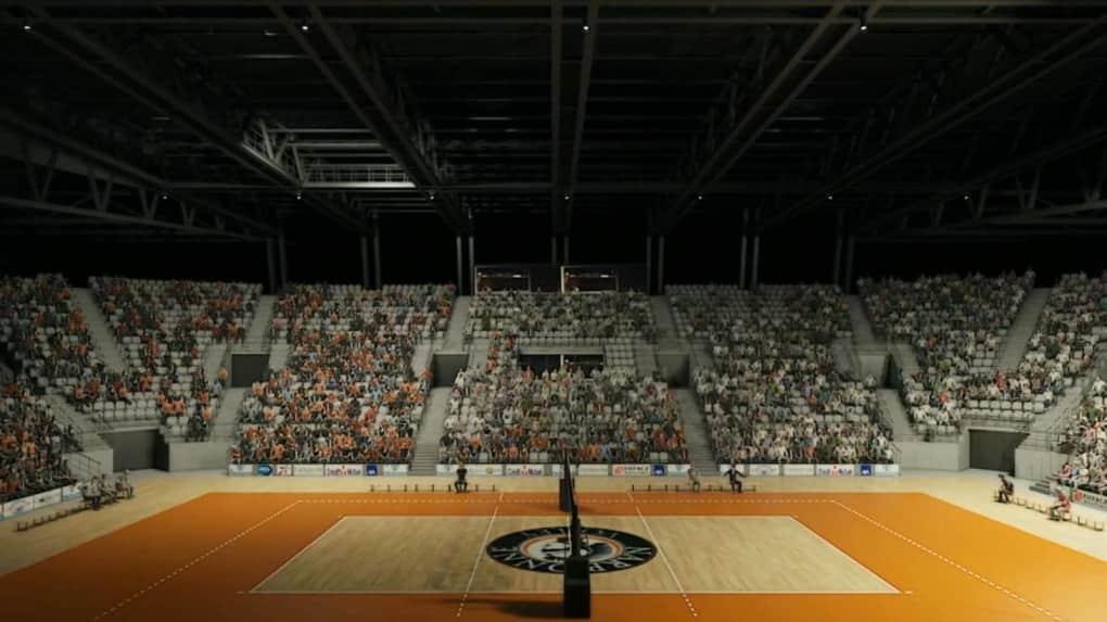 La nouvelle salle du Narbonne Volley - Page 2 Narbonne-volley