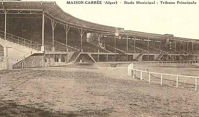 Stade de Maison Carré