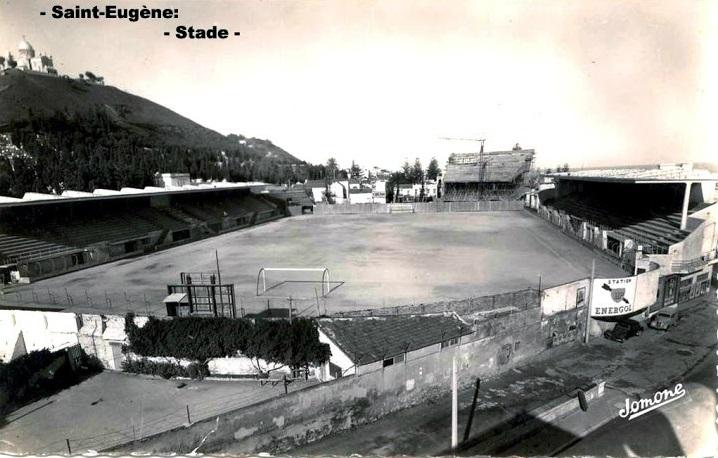 Stade de Saint-Eugène