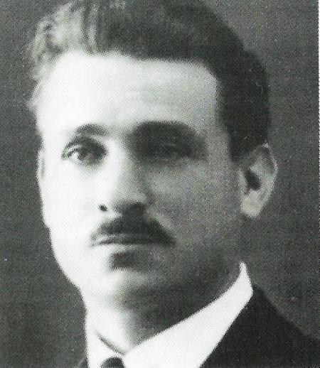 Portrait de Gilbert Brutus