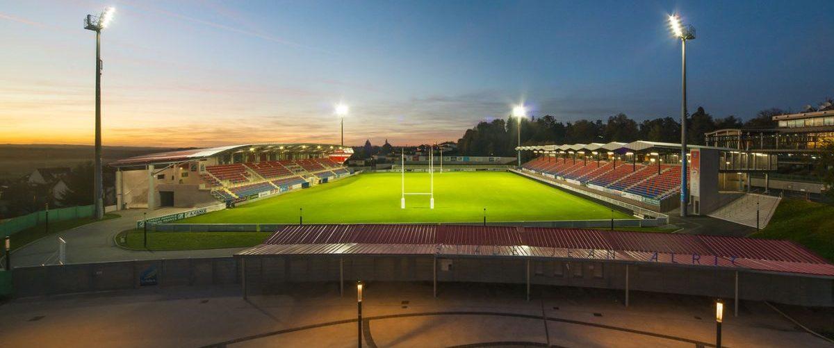 Image du Stade Jean Alric à Aurillac